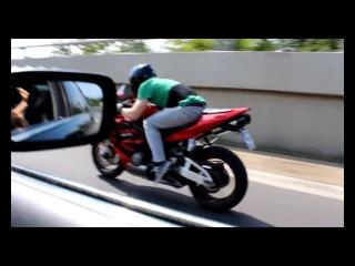 Honda CBR 600 RR vs BMW 740i  - ��������� � ������������ | Yamaha | Ktm | Honda | Suzuki | Ducati | Bmw | Kawasaki | ������������ | ����� | ���� | ����� | ������� | ��� | ������ | ���� |  ����� | ���� |  ��������� | ����� | GoPro |