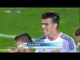 Дебютный гол Бейла за Реал